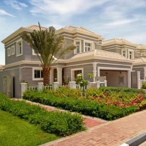 New villas in Dubai