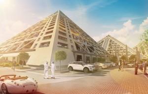 luxury hotel apartment in Dubai